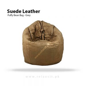 Relaxsit-Products-03, Suede Leather Bean Bags, www.relaxsit.pk