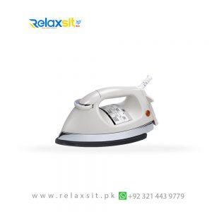 TS-1071B Deluxe Dry Iron-Grey