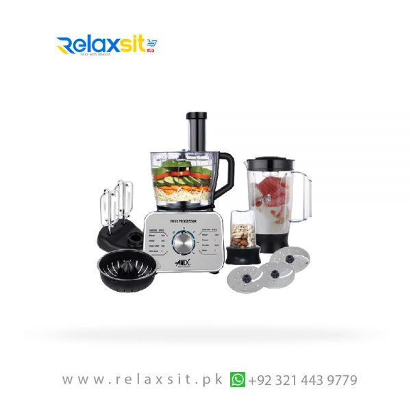 3156-Silver-Relaxsit-Product Food Processors