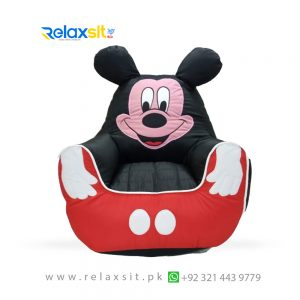 04 Relaxsit-Products-02-Mickey Mouse Bean bag