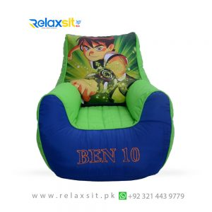 08-Relaxsit-Products-02-Ben 10 Bean bag