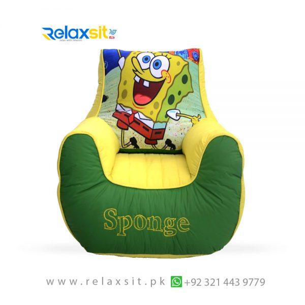 09-Relaxsit-Products-02-Sponge Bean bag
