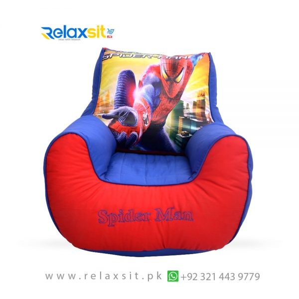 12-Relaxsit-Products-02-Spider Man Bean bag