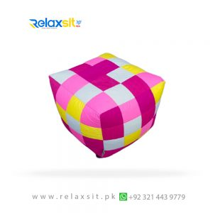 01-Relaxsit-Products-02 chess ottoman bean bag stool