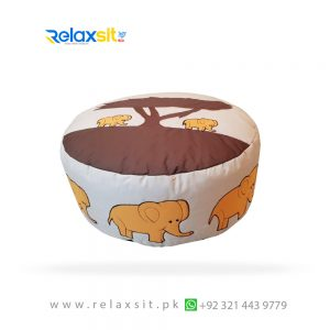 04-Relaxsit-Products-02 elephant foot bean bag stool